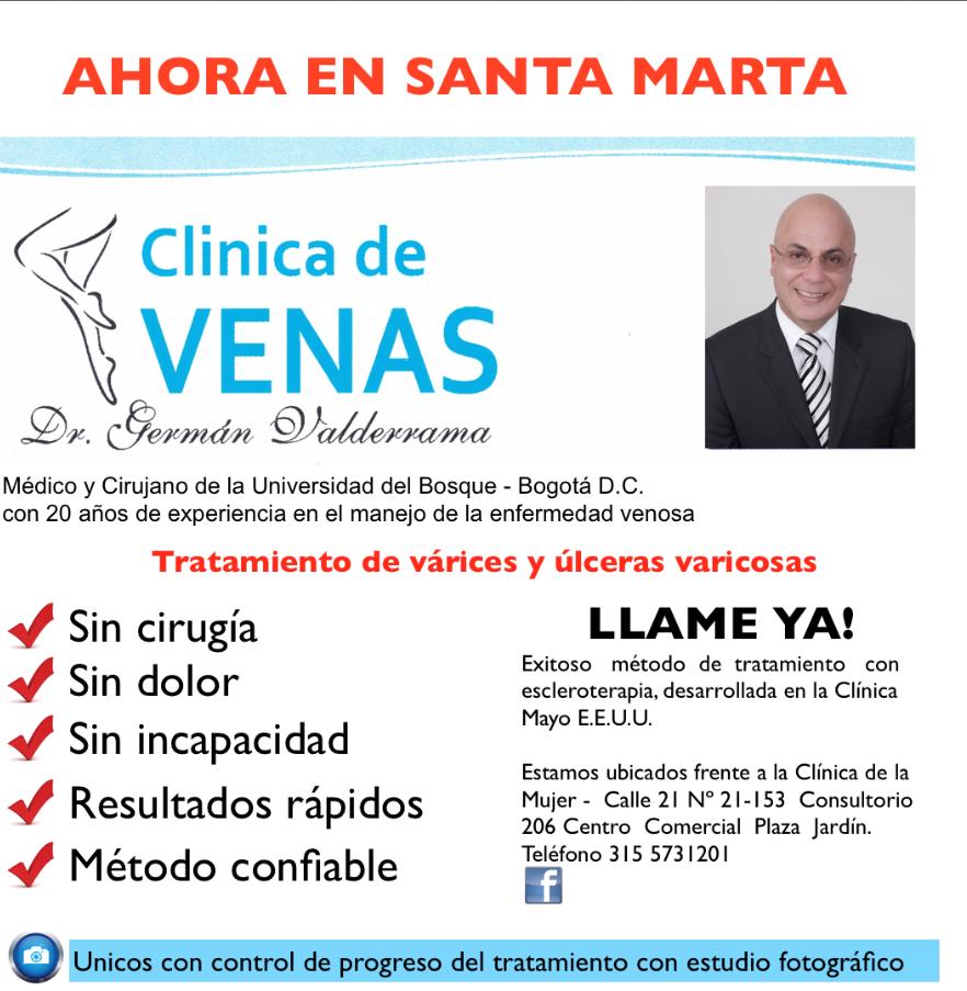 Foto de CLINICA DE VENAS DR. VALDERRAMA