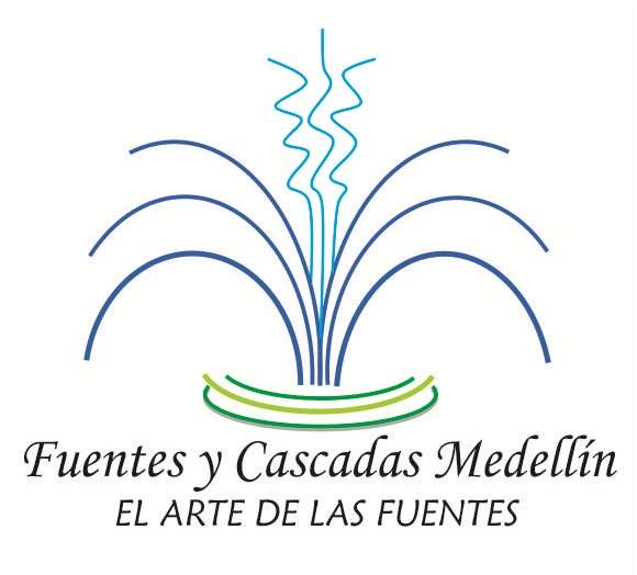 Fuentes y cascadas medell n medellin for Construccion de fuentes y cascadas