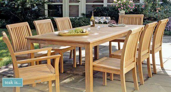 La ebanister a clasificacion y tipos de la madera for Muebles madera teca