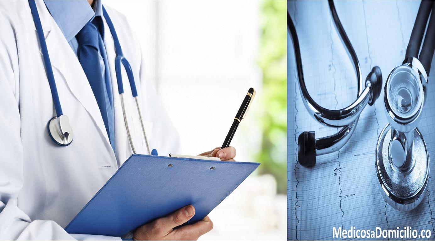 Medicos a Domicilio.co Bogota