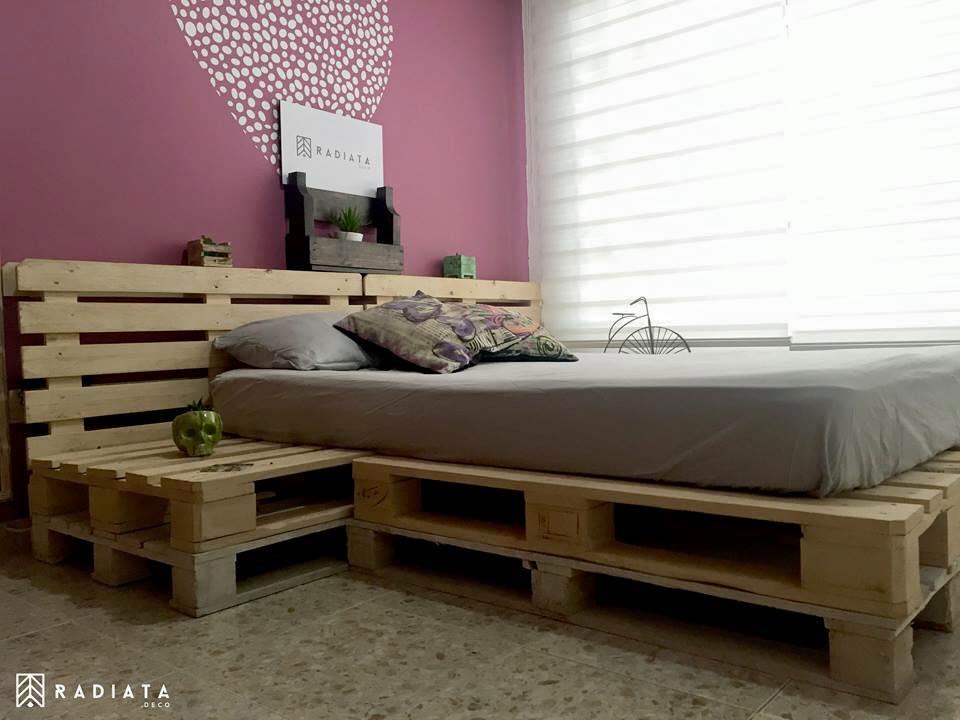 muebles con estibas radiata deco manizales